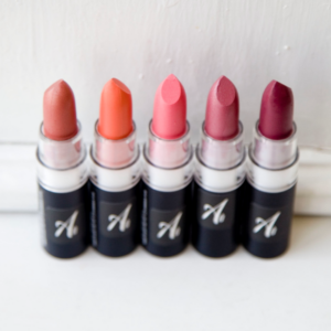 Aisling Organic Lipstick Colors