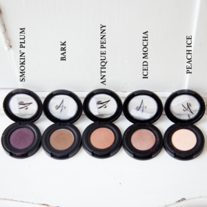 eye shadow colors