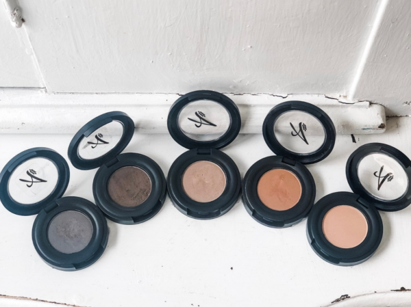 Aisling Organic Brow Power Colors