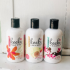 Keeki Body Lotion Flavors