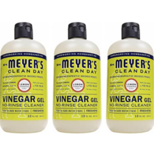 Mrs. Meyers Vinegar Gel