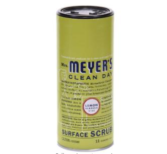 Mrs. Meyers Surface Scrub