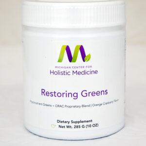 Restoring Greens