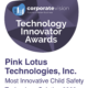Orlando-Based Pink Lotus Technologies Receives 2020 Technology Innovator Award