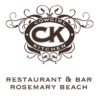 cowgirl kitchen rosemary beach mneu