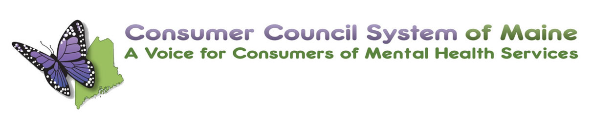 Logo for the Consumer Council System of Maine