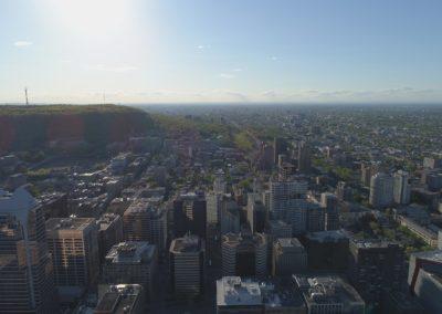 Phillips Square Condos Montreal - North Views