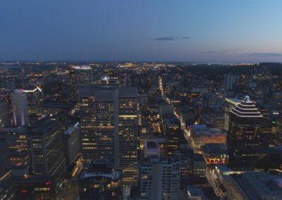 1 Phillips Square Condos Montreal - West Views