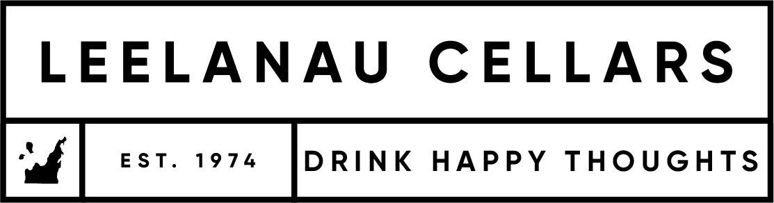 Leelanau Cellars - Drink Happy Thoughts