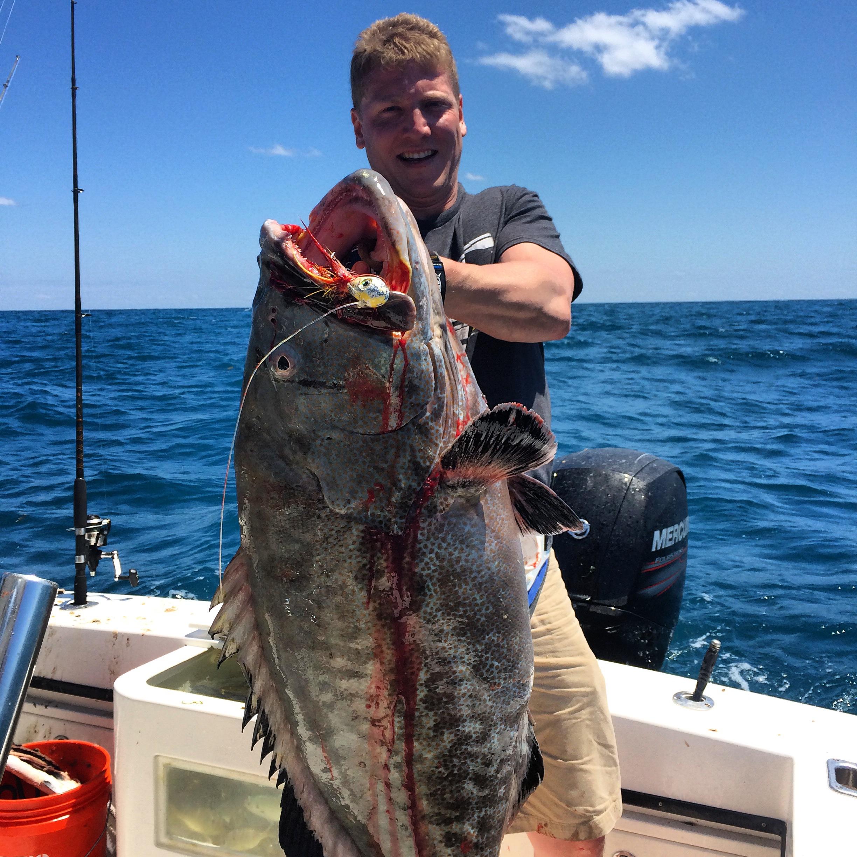 Big Grouper Key West Fishing