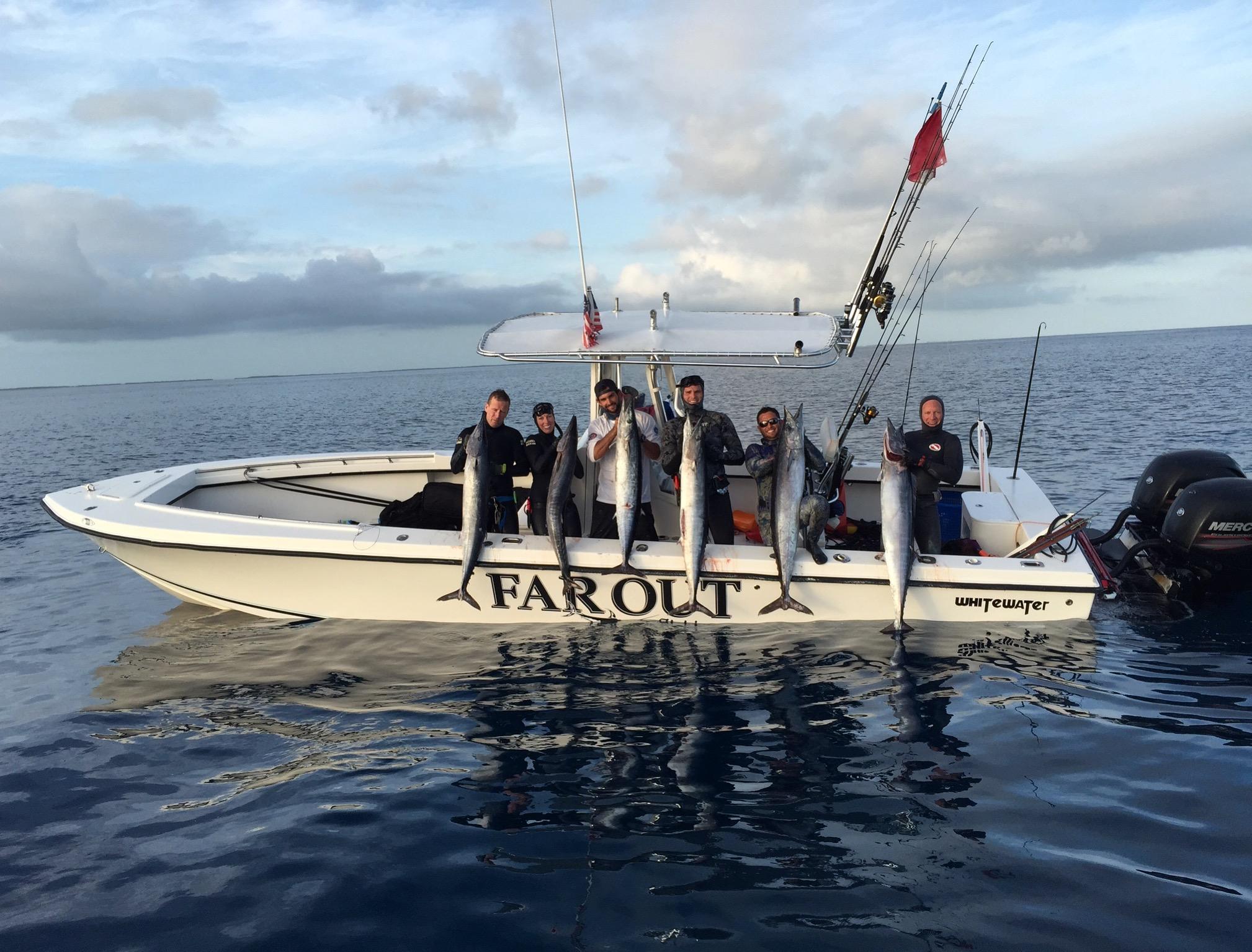 Crew with Catch Key West
