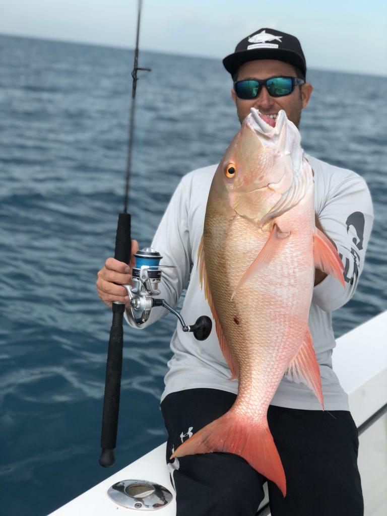 Mutton Snapper Fishing Key West