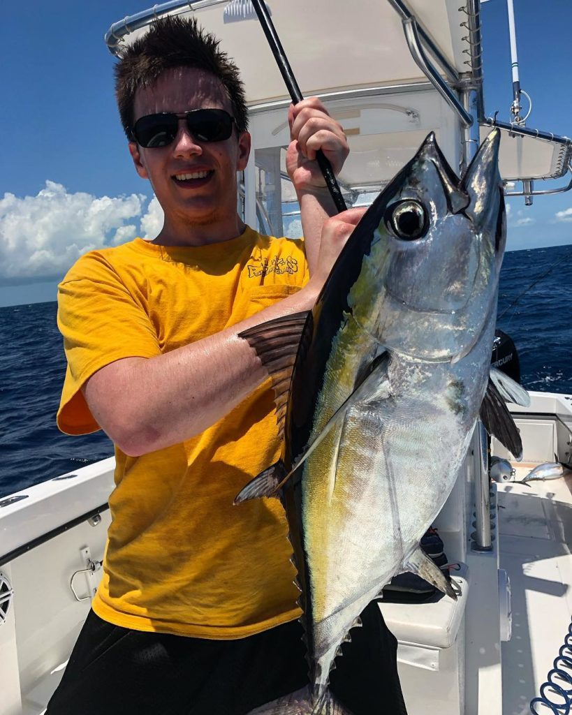 Tuna Fishing in Key West Florida