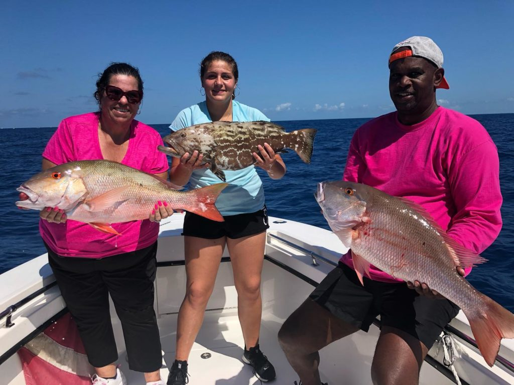 Fishing With Far Out Charters in Key West