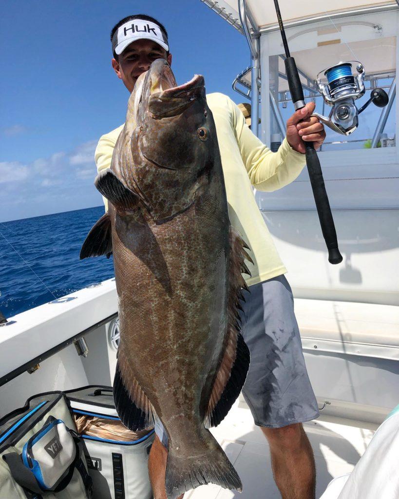 Grouper Fishing Key West