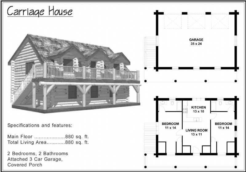 carriage-house