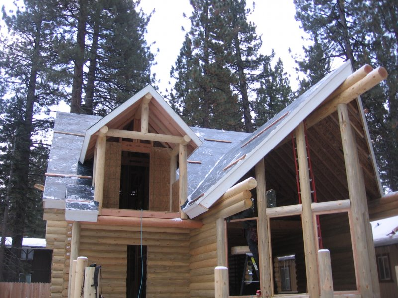 For owner builders, we can take the project to any stage of completion, including dry-in.