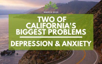 Depression in California
