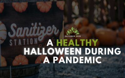 A Healthy Halloween During a Pandemic