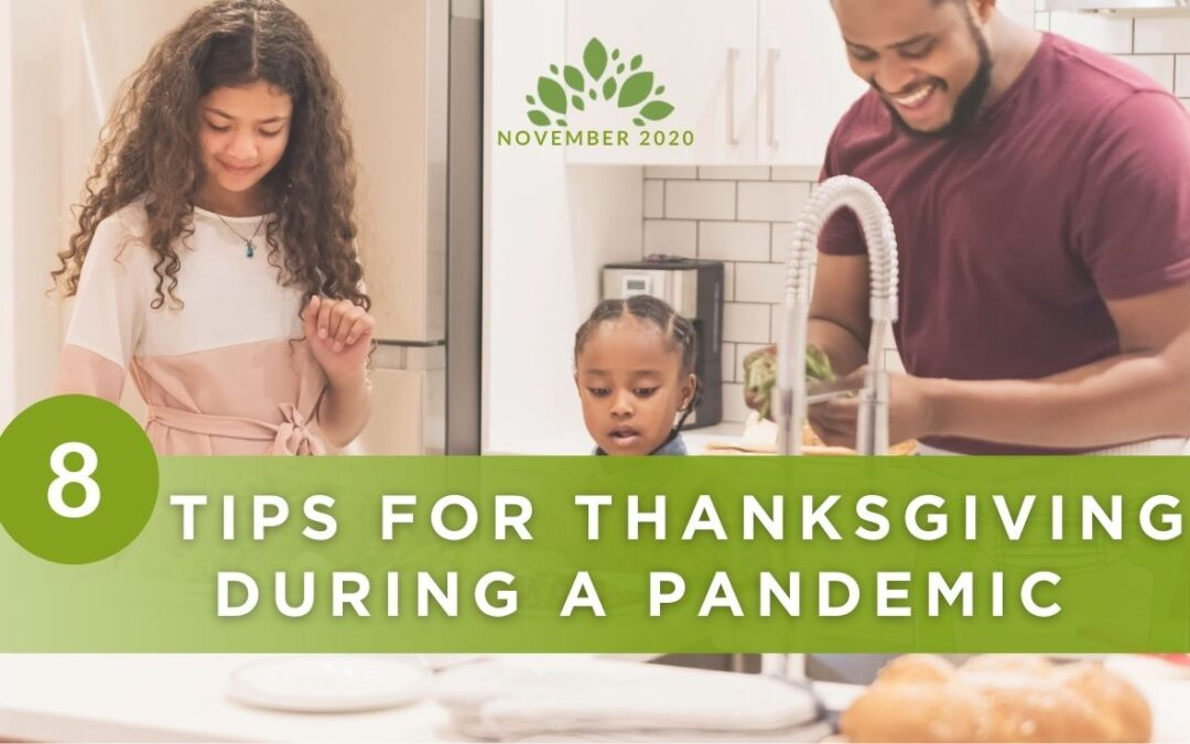 8 Tips for Thanksgiving During a Pandemic