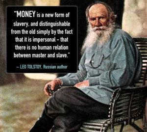 New Slavery-Leo Tolstoy