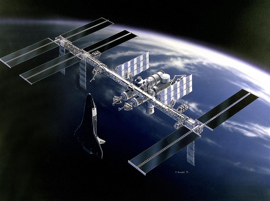 Space Station Freedom