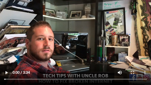 Uncle Rob - Comcast