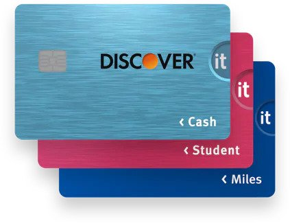 Discover Card Signup