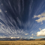 Interesting cloud formations