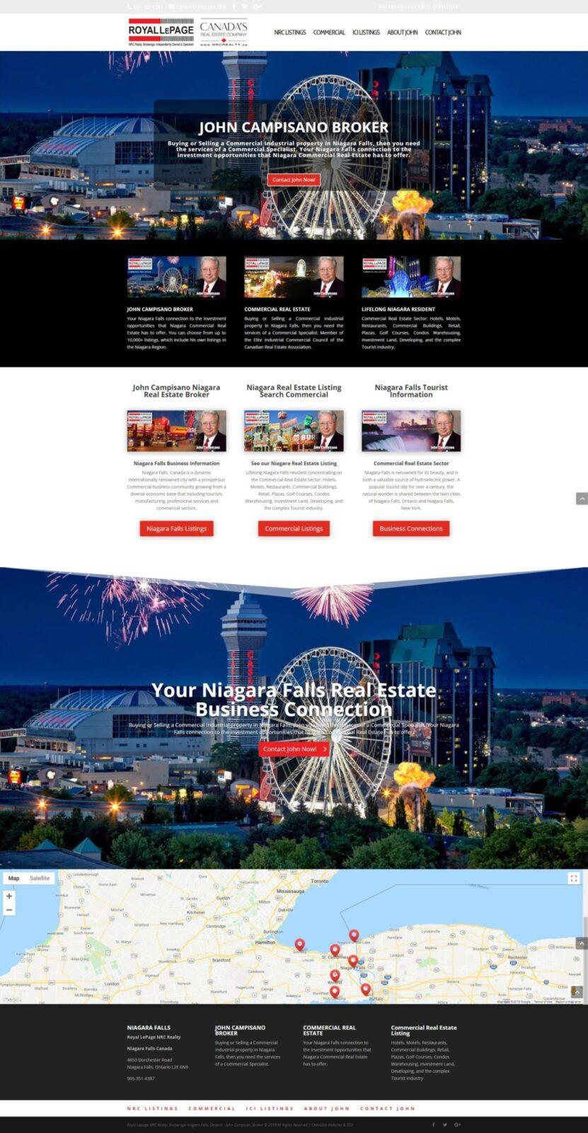 John Campisano Commercial Real Estate Niagara