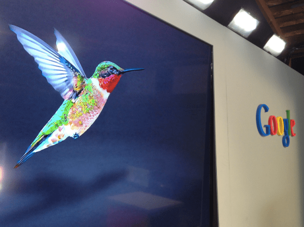"All About The New Google ""Hummingbird"" Algorithm"