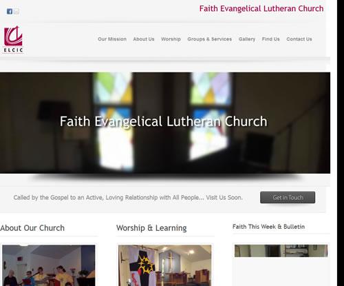Faith Evangelical Lutheran Church