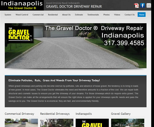 Gravel Doctor Indianapolis