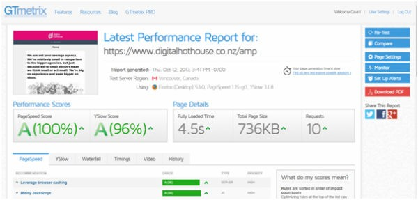 6 Tips For Improving Your Page Speed Score For SEO and Conversions