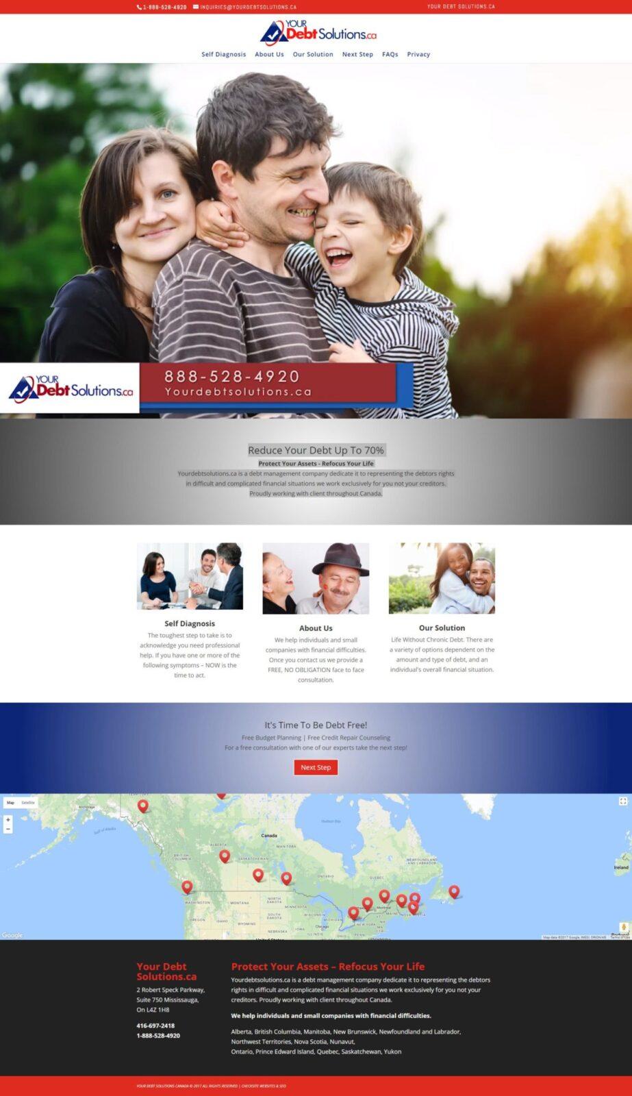 Your Debt Solutions.ca