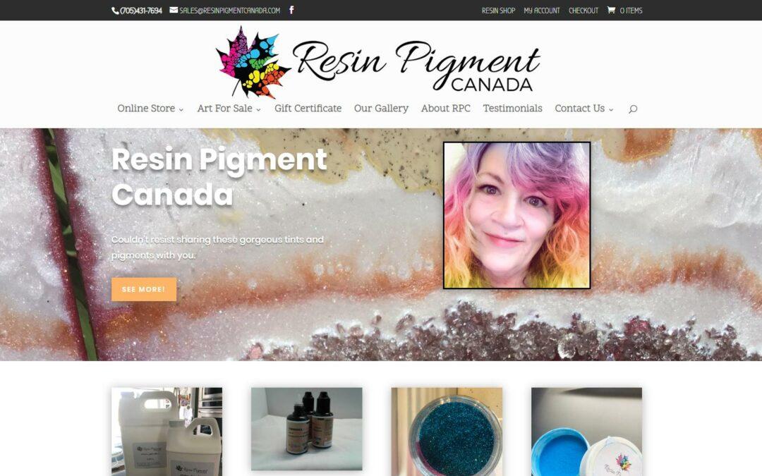 Resin Pigment Canada