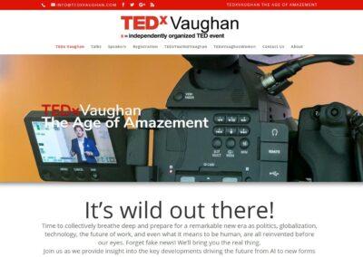 TEDx Vaughan