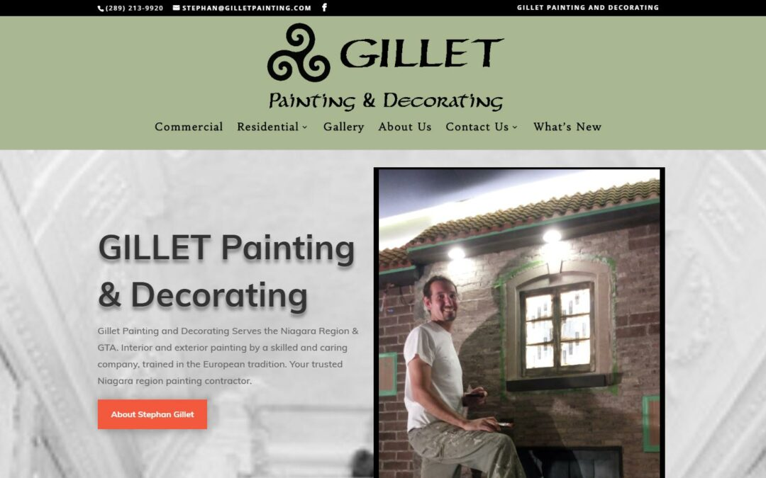 Gillet Painting and Decorating