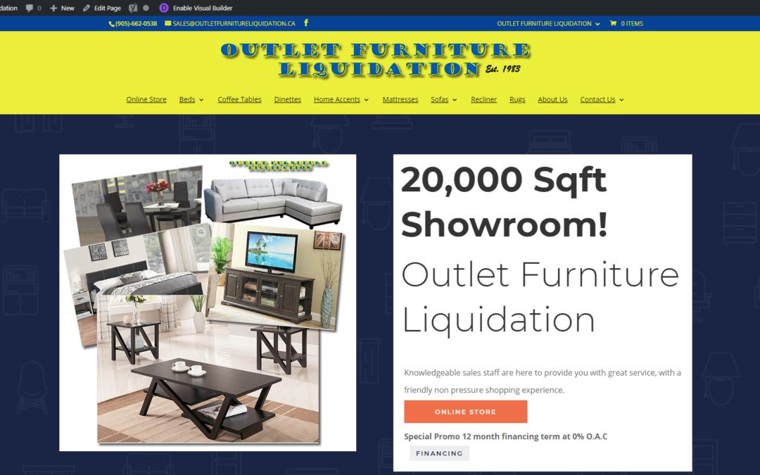 Outlet Furniture Liquidation