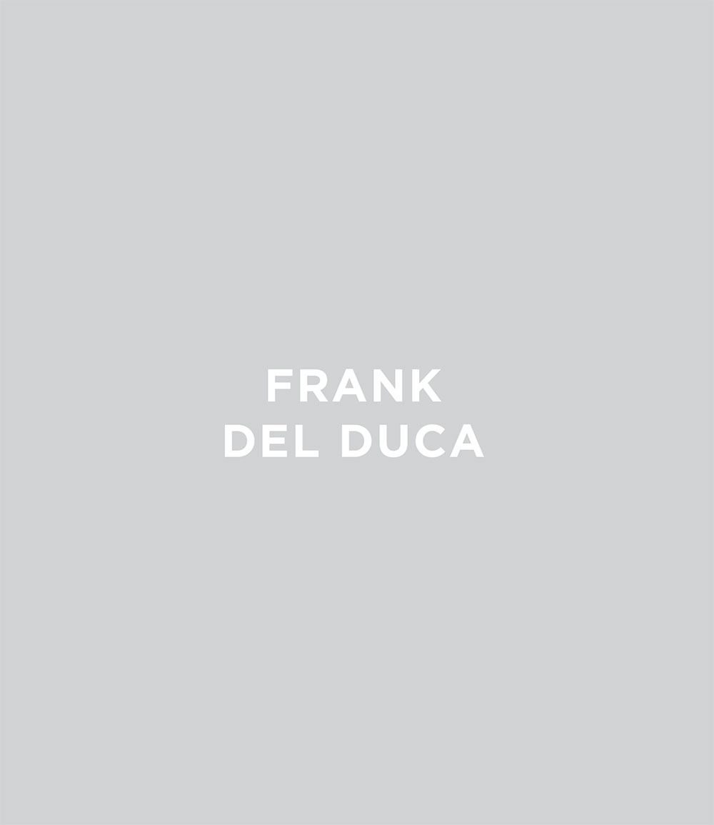 FRANK DEL DUCA
