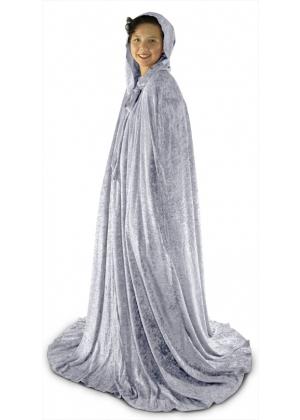 Unlined Velvet Robe