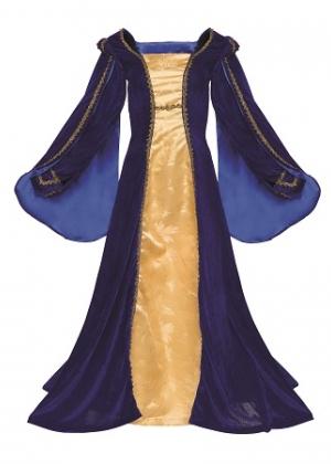 Tudor Velvet Gown