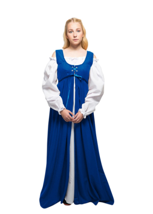 Ren Peasant Dress