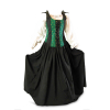 Ren RC Maiden Gown Green/Black