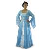 Renaissance MD Gown Light Blue