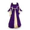 Renaissance MD Gown Purple/Gold