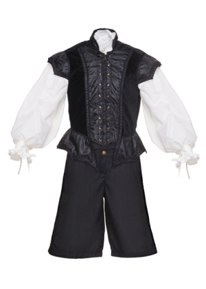Men's Renaissance Doublet Set Z