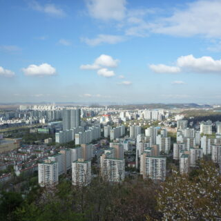 korean-machine-translation, Exceptionally Clear Views from Nojeok Hill Yesterday