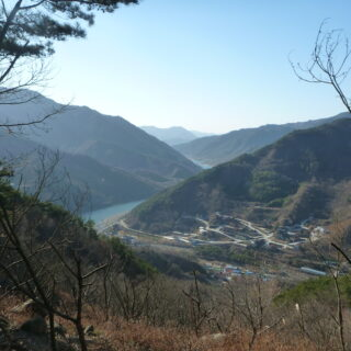 english-to-korean-translation, In the Hills Along the Seomjin River