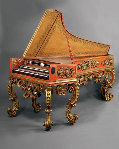 Harpsichord Tuning & Repair